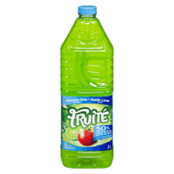 50% Less Sugar, Apple-Lime