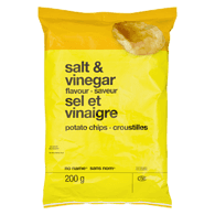Potato Chips, Salt & Vinegar