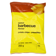 Potato Chips, Barbecue