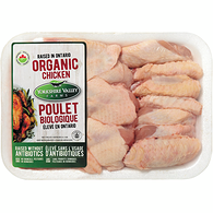 Organic Chicken Whole Wings