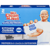 Magic Eraser Kitchen Scrubber