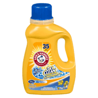 Oxi Clean Stain Fighters Liquid Laundry Detergent, Cool Breeze