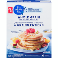 Blue Menu Pancake Mix, Whole Grain