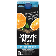 Orange Juice With Added Calcium & Vitamin D, Low Pulp