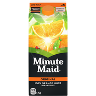 Original Orange Juice, Low Pulp