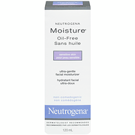 Moisture, Oil-Free for Sensitive Skin
