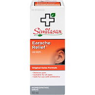 Earache Relief Ear Drops