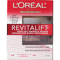 Revitalift Deep-Set Wrinkle Repair Day Lotion