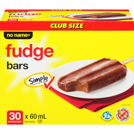 Fudge Bars, Club Pack