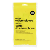 Latex Free Gloves, Medium