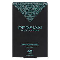 Persian Cold Wax Strips