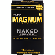Magnum Naked Sensations Condoms