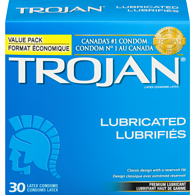 Lubricated Condoms