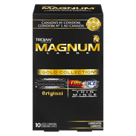 Magnum Gold Collection Condoms