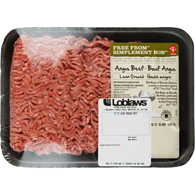 Free From Lean Ground Beef
