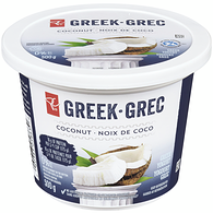 Greek Yogurt, Coconut 0%