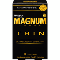 Magnum Thin Condoms