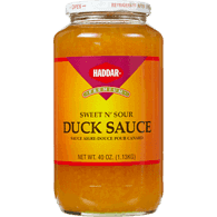 Sweet & Sour Duck Sauce