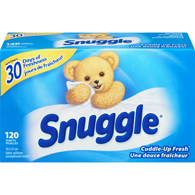 Dryer Sheets, Cuddle-Up Fresh