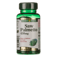 Saw Palmetto, 450mg