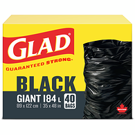 Garbage Bags, Giant