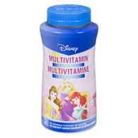 Princess Multi-Vitamin Gummies