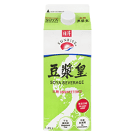 Soya Beverage, Unsweetened