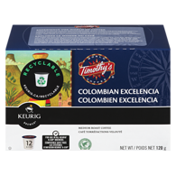 Timothy's Colombian Excelencia Medium Roast