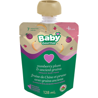 Organic Plus 8 Months+, Yumberries & Plum with Ancient Grains