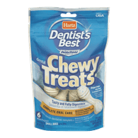 Dentist's Best Chewy Treats for Small Dogs