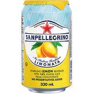 Sparkling Fruit Beverage, Limonata