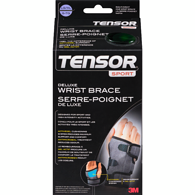 Sport Antimicrobial Deluxe Wrist Brace, Right L/XL