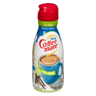 Coffee Creamer, French Vanilla Fat Free