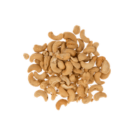 Roasted Cashews, Unsalted