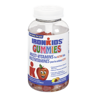 Iron Gummies for Kids