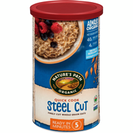 Quick Cook Steel Oats
