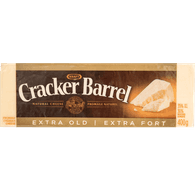 Cracker Barrel Cheese, Extra Old Cheddar