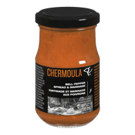 Chermoula Bell Pepper Spread & Marinade