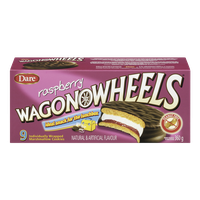 Dare Wagon Wheels, Raspberry
