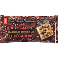 The Decadent, Milk Chocolate Chips