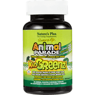 Organic Animal Parade KidGreenz Children's Chewables