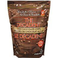 The Decadent Milk Chocolate Chips