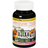 Organic Nature's Plus Animal Parade Chewable Multi-Vitamin