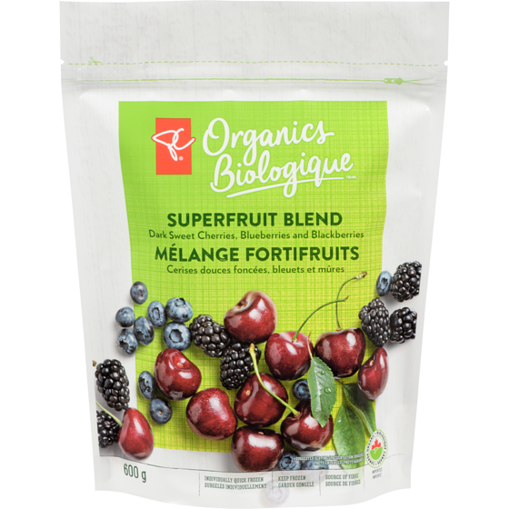 PC Organics Power Fruit Blend