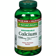 Calcium with Vitamin D