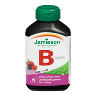 Chewable Vitamin B Complex, Berry Bliss