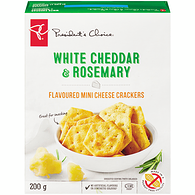 Cheese Crisps, White Cheddar & Rosemary