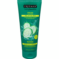 Feeling Beautiful Facial Peel-Off Mask, Cucumber