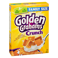 Golden Grahams, Family Size