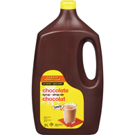 Syrup, Chocolate